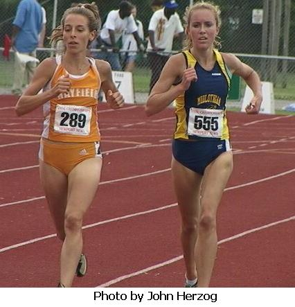 Dewey & Patterson at 2004 Outdoor States