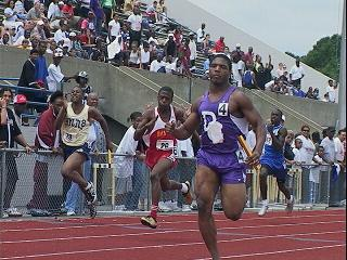 Deep Creek 4x100